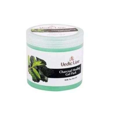 Buy Vedicline Charcoal Healing Gel Pack