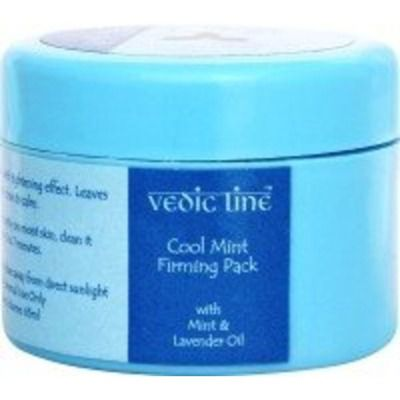 Buy Vedicline Cool Mint Firming Pack