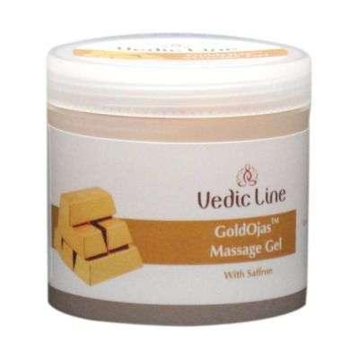 Buy Vedicline Gold Ojas Massage Gel