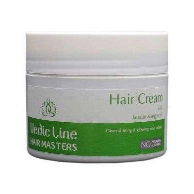 Buy Vedicline Hair Cream With Keratin And Argan Oil