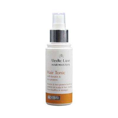 Buy Vedicline Hair Tonic With Keratin & Rice Protein