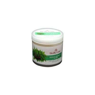 Buy Vedicline Neem Brahmi Scrub (Problem Skin Scrub)