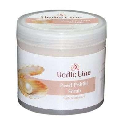 Buy Vedicline Pearl Pishthi Scrub