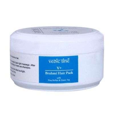 Buy Vedicline V + Brahmi Hair Pack