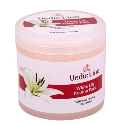 Vedicline White Lily Passion Pack