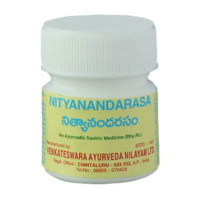 Buy Venkateswara Ayurveda Nityananda Rasa