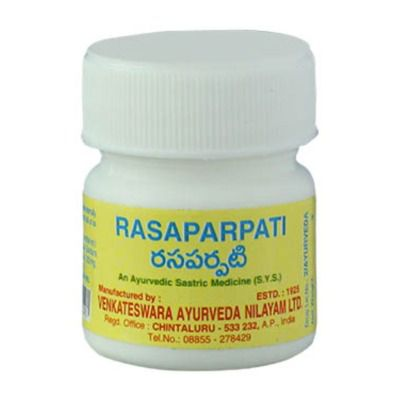 Buy Venkateswara Ayurveda Rasa Parpati