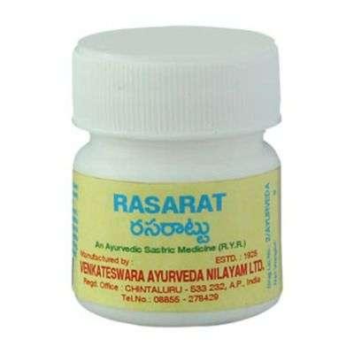 Buy Venkateswara Ayurveda Rasa Rat