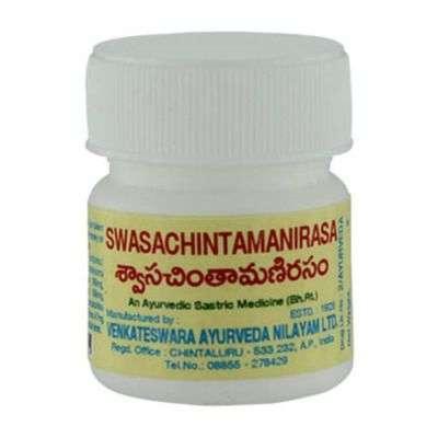 Buy Venkateswara Ayurveda Swasachintamani Rasa