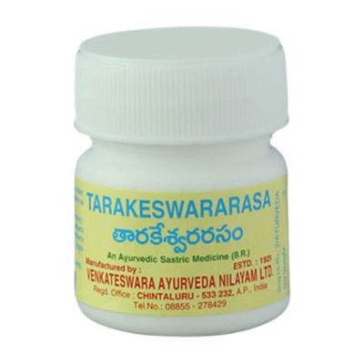 Buy Venkateswara Ayurveda Tarakeswararasa