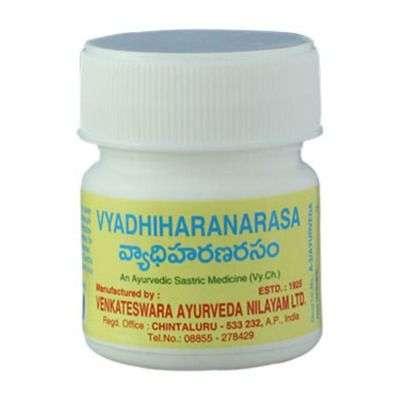 Buy Venkateswara Ayurveda Vyadhiharanarasa