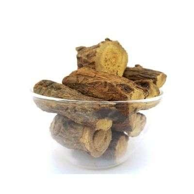 Vilvam ver / Bael Root Dried ( Raw )