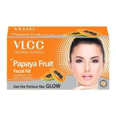 Buy VLCC Papaya Fruit Facial Kit
