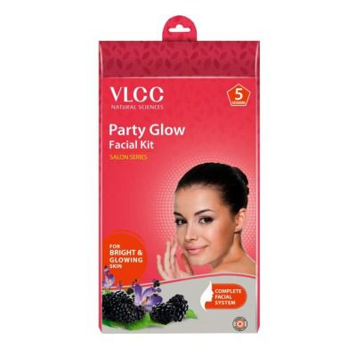 Buy VLCC Party Glow Facial Kit 5 Session