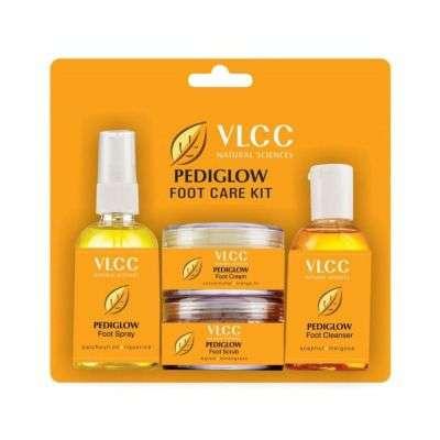 Buy VLCC Pedi Glow Foot Care Kit