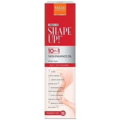 Buy VLCC Shape Up 10 in 1 Skin Enhance Oil