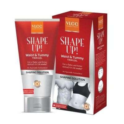 Buy VLCC Shape Up Waist and Tummy Trim Gel