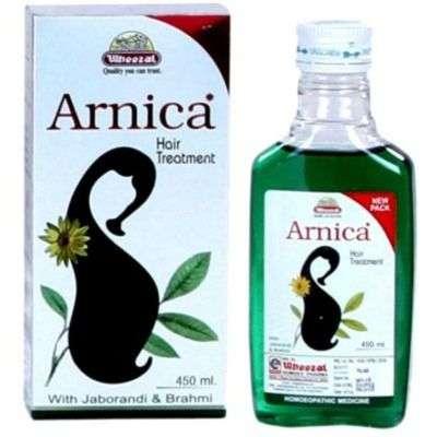 Buy Wheezal Arnica Hair Treatment Oil