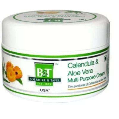 Buy Willmar Schwabe India B & T Calendula and Aloe Vera Multi Purpose Cream