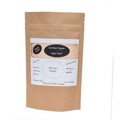 Buy Woods and Petals Organic Moringa Powder