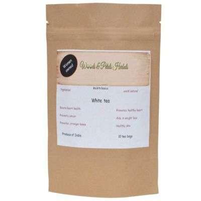 Buy Woods and Petals White Tea