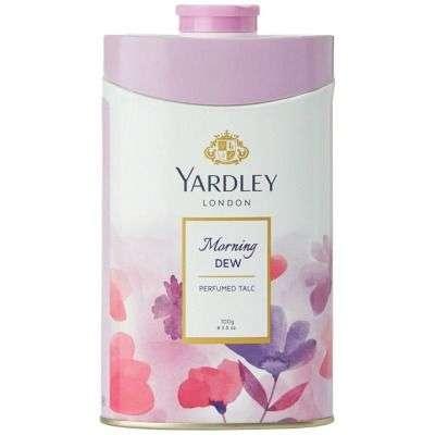 Buy Yardley London - Morning Dew Perfumed Talc for Women