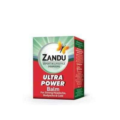 Buy Zandu Balm Ultra Power
