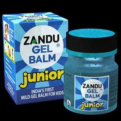 Buy Zandu Gel Balm Junior