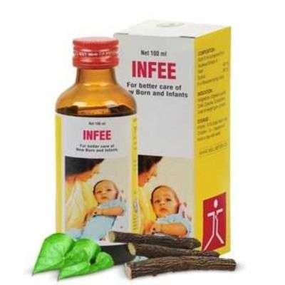 Buy Zandu Infee Syrup