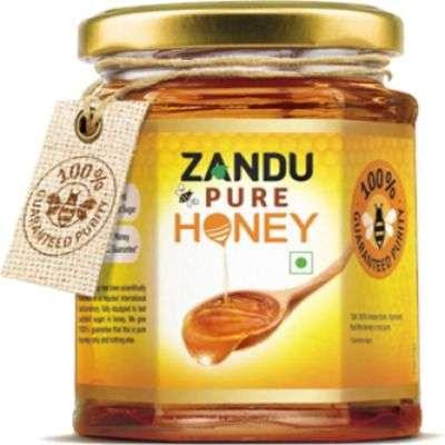 Buy Zandu Pure Honey