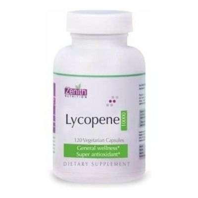 Buy Zenith Nutrition Lycopene 10000 Capsules