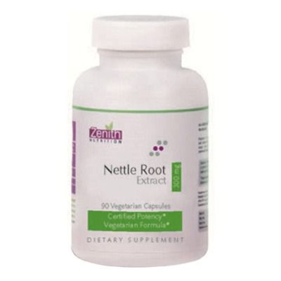 Buy Zenith Nutrition Nettle Root Extract Capsules