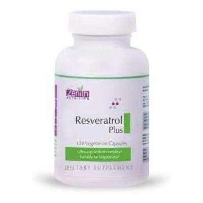 Buy Zenith Nutrition Resveratrol Plus Capsules