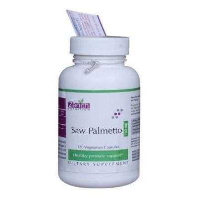 Buy Zenith Nutrition Saw Palmetto Capsules