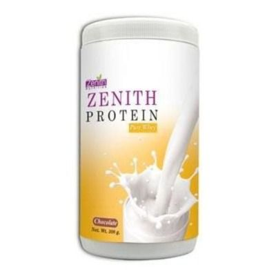 Buy Zenith Nutrition Zenith Protein Pure Whey Chocolate Capsules