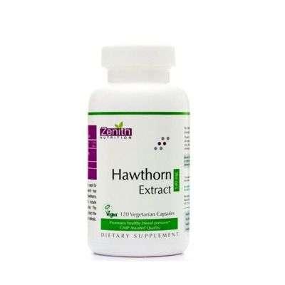 Buy Zenith Nutrition Hawthorn 140 mg