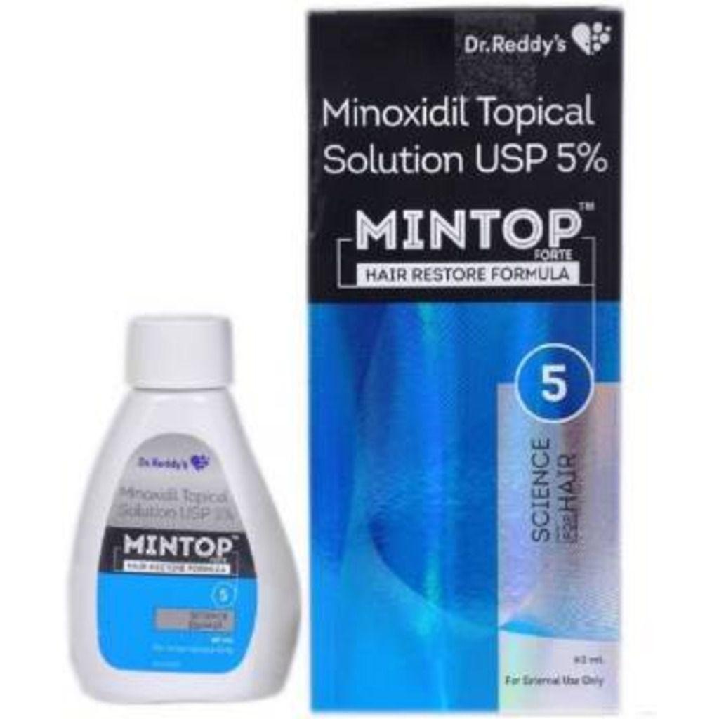 Mintop Forte Minoxidi Topical Solution 5%