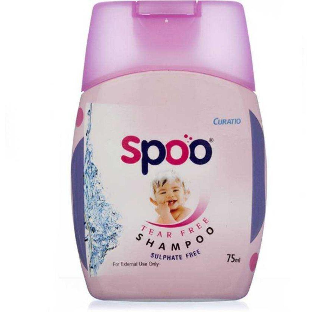 Spoo Tear Free Shampoo